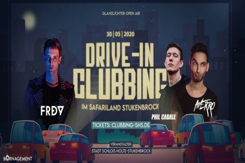 Drive-Inn Clubbing: Autodisco in SHS